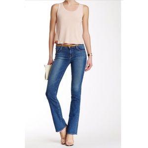 J Brand Betty mid-rise boot cut jeans sz 27 NWT!